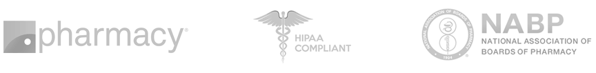 nabp certified, hippa compliancy, and dot pharmacy approved